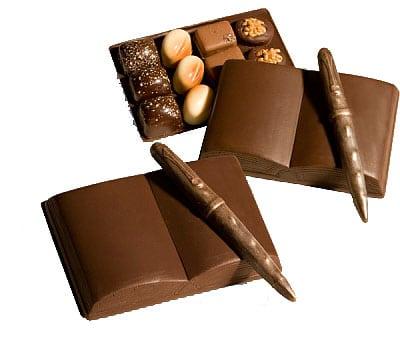 chocoladen boekje