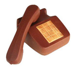 chocoladen telefoon