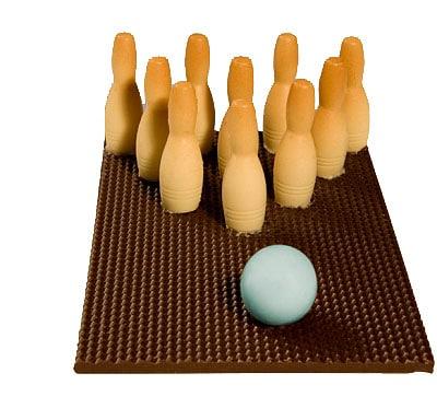 chocolade bowling