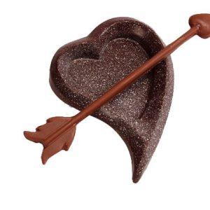chocoladen hart