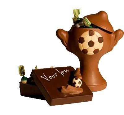 chocolade trofee