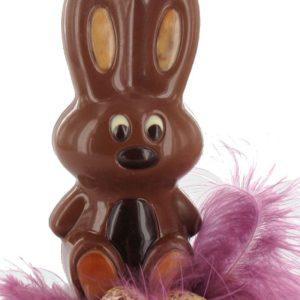 chocoladen konijn