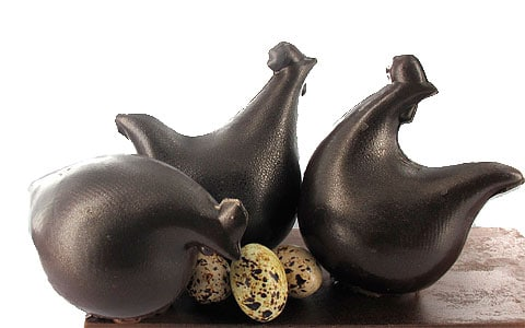 chocoladen kippen