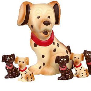 hondjes dalmatiers