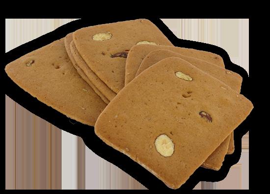 koekjes zonder toegevoegde suikers