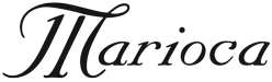Marioca – creatief met chocolade Logo