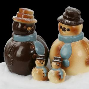 grote sneeuwmannen