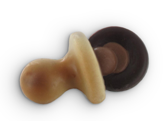 tut in chocolade